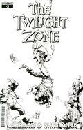 Twilight Zone Shadow & Substance (2015 Dynamite) 3E