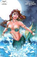 Grimm Fairy Tales Little Mermaid (2015 Zenescope) 2D