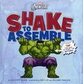 Shake to Assemble HC (2015 Marvel Press) Starring the Avengers 1-1ST