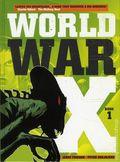 World War X HC (2015 Titan Comics) 1-1ST