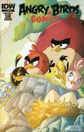 Angry Birds Comics (2014 IDW) 9SUB