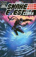 GI Joe Snake Eyes Agent of Cobra (2014 IDW) 3A