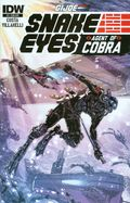 GI Joe Snake Eyes Agent of Cobra (2014 IDW) 3SUB