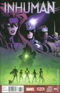 Inhuman (2014 Marvel) 13A