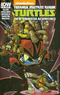 Teenage Mutant Ninja Turtles New Animated Adventures (2013 IDW) 21SUB