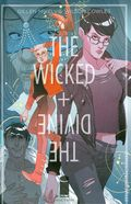 Wicked and the Divine (2014) 9B