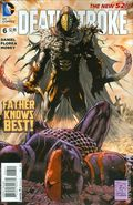 Deathstroke (2014 DC 2nd Series) 6A