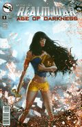 Grimm Fairy Tales Realm War (2014 Zenescope) 8A