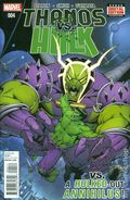 Thanos vs. Hulk (2014) 4A