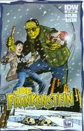 Joe Frankenstein (2015 IDW) 2SUB