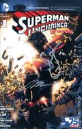 Superman Unchained (2013 DC) 1WCBH