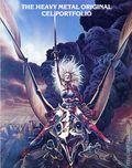 Heavy Metal Original Cel Portfolio (1981 Schanes and Schanes) Limited Edition SET-01
