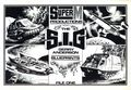 The S.I.G Gerry Anderson Blueprints (1983 Super M Productions) FILE ONE
