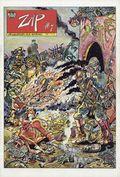 Zap Comix (1968 Apex Novelties) #9, 2nd Printing