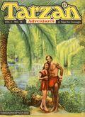 Tarzan Adventures (UK 1953-1959 Westworld Publications) Vol. 3 #34