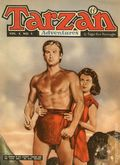 Tarzan Adventures (UK 1953-1959 Westworld Publications) Vol. 4 #5