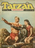 Tarzan Adventures (UK 1953-1959 Westworld Publications) Vol. 4 #7