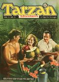 Tarzan Adventures (UK 1953-1959 Westworld Publications) Vol. 4 #8