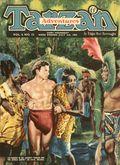 Tarzan Adventures (UK 1953-1959 Westworld Publications) Vol. 4 #13