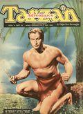 Tarzan Adventures (UK 1953-1959 Westworld Publications) Vol. 4 #14