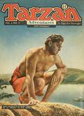 Tarzan Adventures (UK 1953-1959 Westworld Publications) Vol. 4 #17