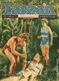 Tarzan Adventures (UK 1953-1959 Westworld Publications) Vol. 4 #18