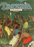 Tarzan Adventures (UK 1953-1959 Westworld Publications) Vol. 5 #1