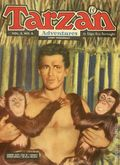 Tarzan Adventures (UK 1953-1959 Westworld Publications) Vol. 5 #8