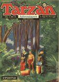 Tarzan Adventures (UK 1953-1959 Westworld Publications) Vol. 5 #10
