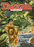 Tarzan Adventures (UK 1953-1959 Westworld Publications) Vol. 5 #45