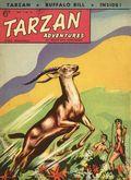 Tarzan Adventures (UK 1953-1959 Westworld Publications) Vol. 7 #12