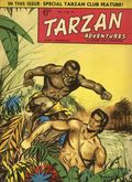 Tarzan Adventures (UK 1953-1959 Westworld Publications) Vol. 7 #14