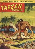 Tarzan Adventures (UK 1953-1959 Westworld Publications) Vol. 7 #18