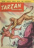 Tarzan Adventures (UK 1953-1959 Westworld Publications) Vol. 7 #21