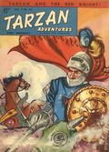 Tarzan Adventures (1953 Westworld) UK Vol. 7 #22