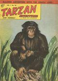 Tarzan Adventures (UK 1953-1959 Westworld Publications) Vol. 7 #28