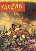 Tarzan Adventures (UK 1953-1959 Westworld Publications) Vol. 7 #45