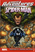 Marvel Adventures Spider-Man vs. Sandman and Venom TPB (2007 Digest) 1-1ST