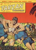 Tarzan Adventures (1953 Westworld) UK Vol. 8 #13