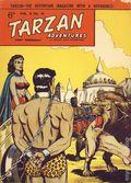 Tarzan Adventures (UK Series 1953-1959 Westworld Publications) Vol. 8 #14