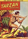 Tarzan Adventures (UK 1953-1959 Westworld Publications) Vol. 8 #33