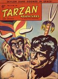 Tarzan Adventures (UK 1953-1959 Westworld Publications) Vol. 8 #34