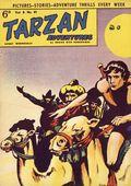 Tarzan Adventures (UK Series 1953-1959 Westworld Publications) Vol. 8 #41