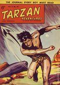 Tarzan Adventures (UK 1953-1959 Westworld Publications) Vol. 8 #45