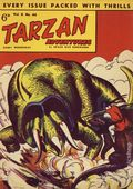 Tarzan Adventures (UK 1953-1959 Westworld Publications) Vol. 8 #46