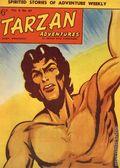 Tarzan Adventures (UK 1953-1959 Westworld Publications) Vol. 8 #47
