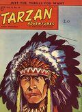 Tarzan Adventures (UK 1953-1959 Westworld Publications) Vol. 9 #14