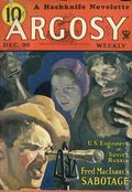 Argosy Part 4: Argosy Weekly (1929-1943 William T. Dewart) Dec 30 1933