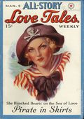 Love Tales Weekly (1939 Pulp) Vol. 73 #6