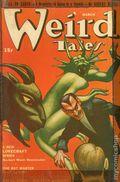 Weird Tales (1923-1954 Popular Fiction) Pulp 1st Series Vol. 36 #4